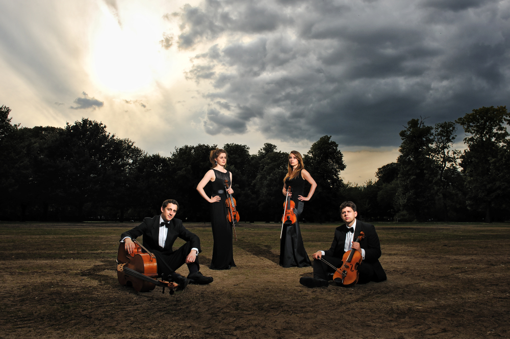 Kirstie Sharp, Bride, September 2018 - The Ever After String Quartet